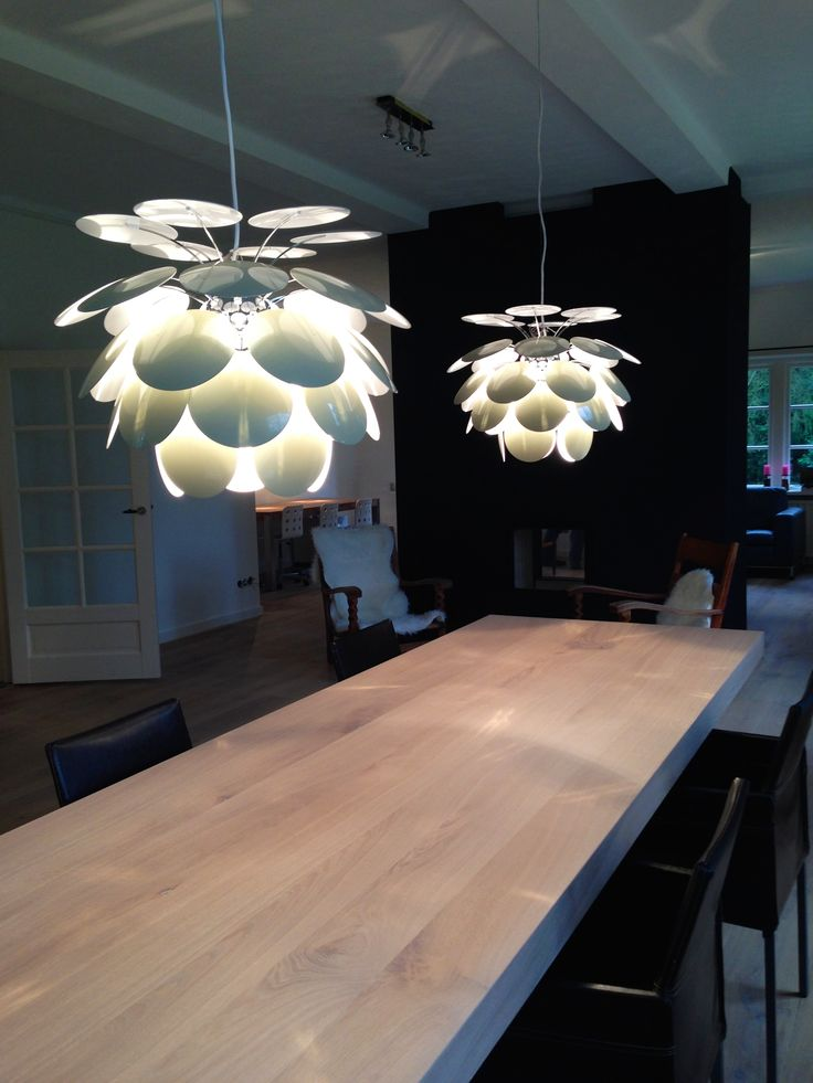 table van Rossum  lights marset discoco