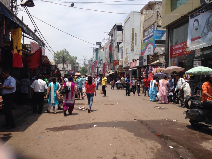 Second day: Markets in India