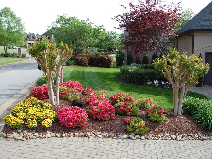 8 best Flower bed designs images on Pinterest Flower bed designs