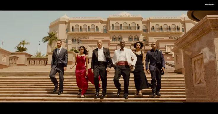 Trailer Oficial Furious 7 #Video