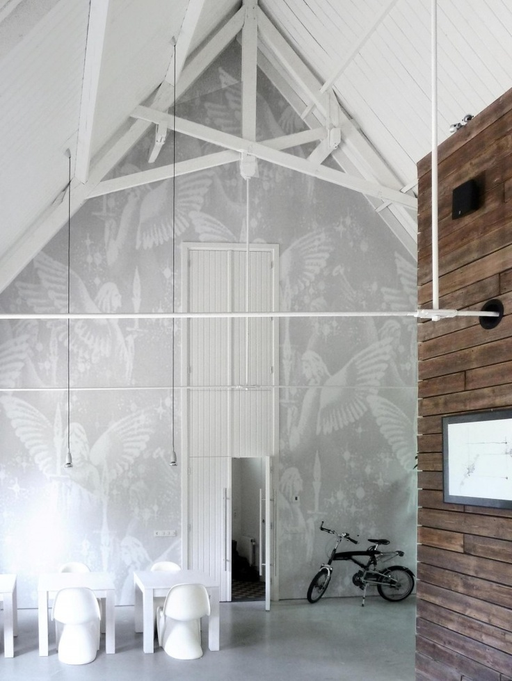 Wonderful Leijh, Kappelhof, Seckel, Van Den Dobbelsteen Architects Transformed A  Historical Dutch Church Into A Unique Loft Living Space In Haarlo, The  Netherlands. Photo Gallery
