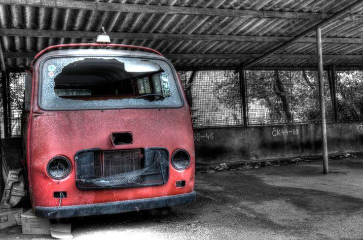 Apocalyptic Hippie Van by Bruno Skvorc on 500px