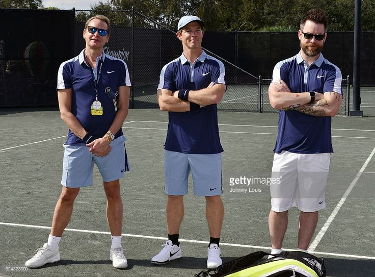 News Photo : Carson Kressley, Shawn Hatosy and David Cook...