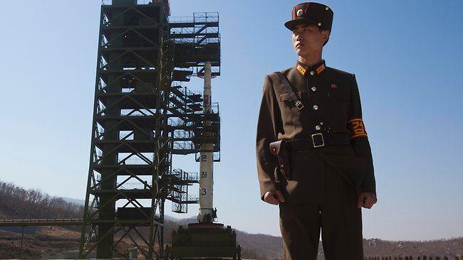 Peluncuran Roket Jarak Jauh Ramai-ramai Kecam Korea Utara : Tiongkok Rusia Inggris Prancis Amerika Serikat dan Korea Selatan menjadi di antara negara-negara di dunia yang mengecam peluncuran roket oleh Korea Utara hari ini