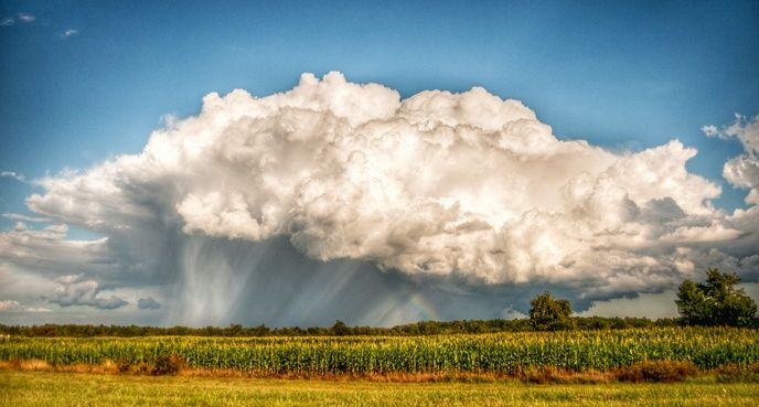 """A little stormy,"" Pearl B., Welland, Ontario"