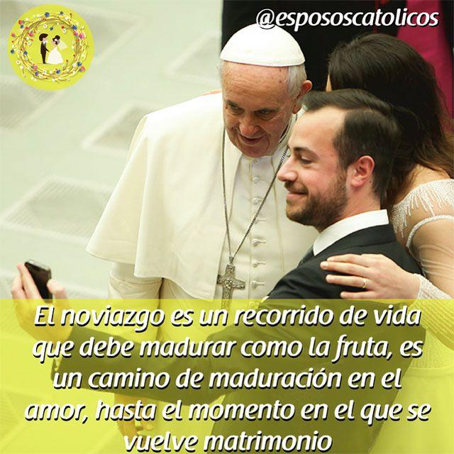 Una reflexión del Papa Francisco en la audiencia general del Miércoles 27 de Mayo del 2015  #espososcatolicos #blogger #blog #famly #faith #atletasdecristo #callejerosdelafe #love #catholic #papafrancisco #wedding #boda #catolicos