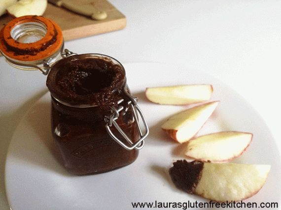 Homemade Nutella -- Today I have something extra special for you! Today I am sharing my recipe for homemade Nutella! Oh my goodness, who doesn't love this delicious chocolatey hazelnut spread!?