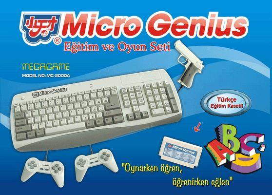 MC-2000A TV GAME :: Zinde Market