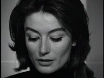 Should I cut my hair like Anouk Aimee? Probably not, as I do not have hair at all like Anouk Aimee. And yet, and yet...