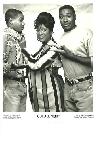 Out All Night- Duane Martin, Patti Labelle, Morris Chestnut