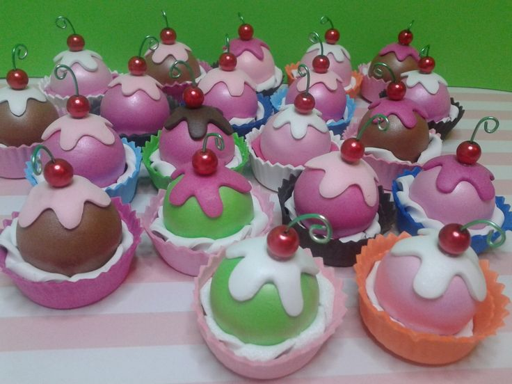 Pastelitos para niños