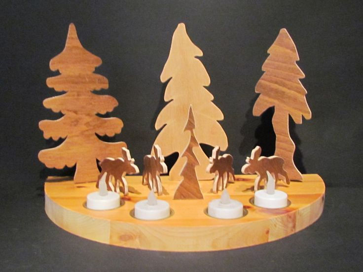 Nordic Christmas landscape with reindeer 8 by Scandinavicwoodworks on Etsy https://www.etsy.com/listing/203745650/nordic-christmas-landscape-with-reindeer