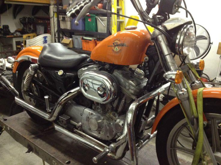 Harley-Davidson : Sportster 1993 Harley davidson Sportster