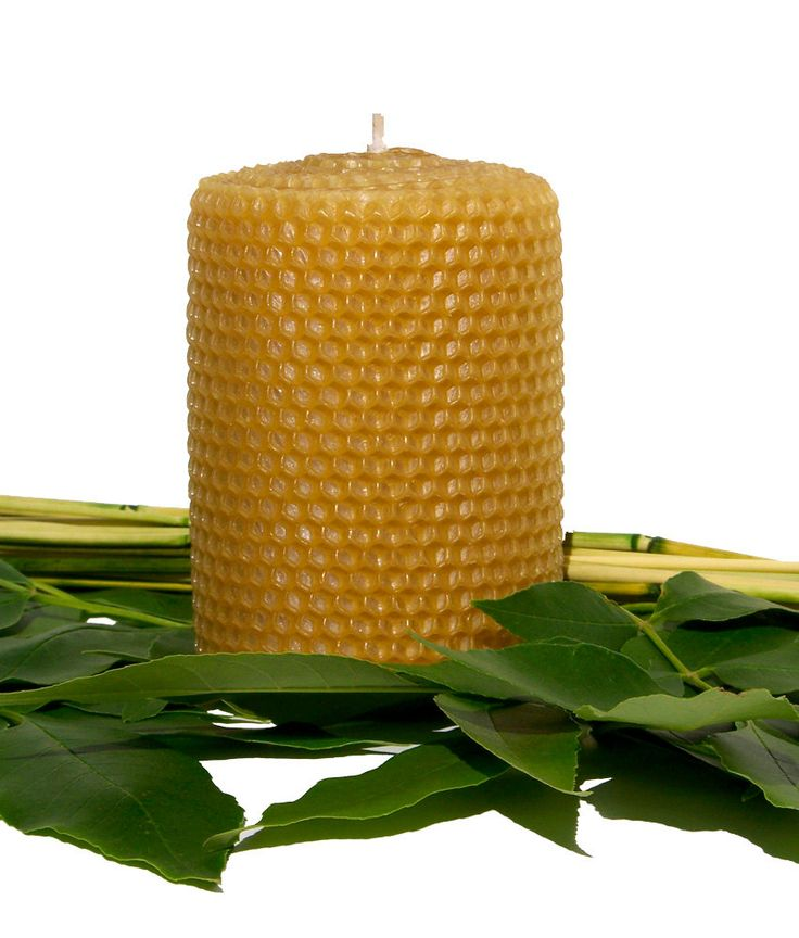 Mind your own 'beeswax' candles - http://www.etsy.com/listing/50131593/eco-friendly-natural-sweet-honey-scent?ref=shop_home_feat
