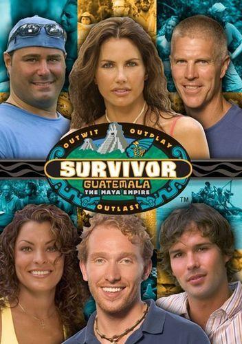Survivor: Guatemala [DVD]