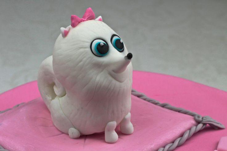 Bridget - The Secret Life of Pets cake