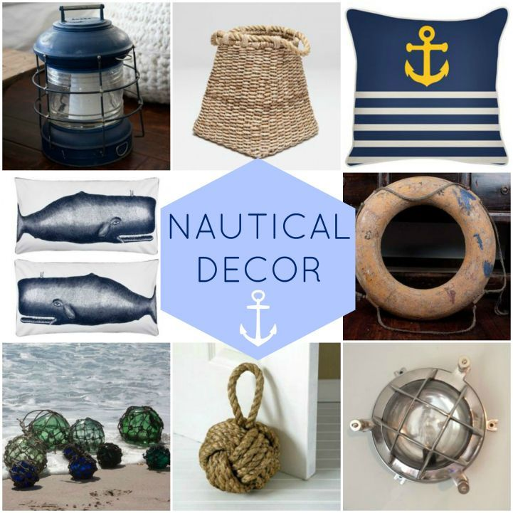 Nautical Decor Centerpieces: 1000+ Images About Nautical Decor On Pinterest