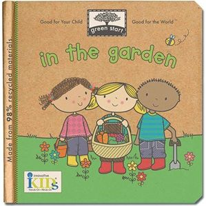 Green Start Books | In The Garden at little green footprints