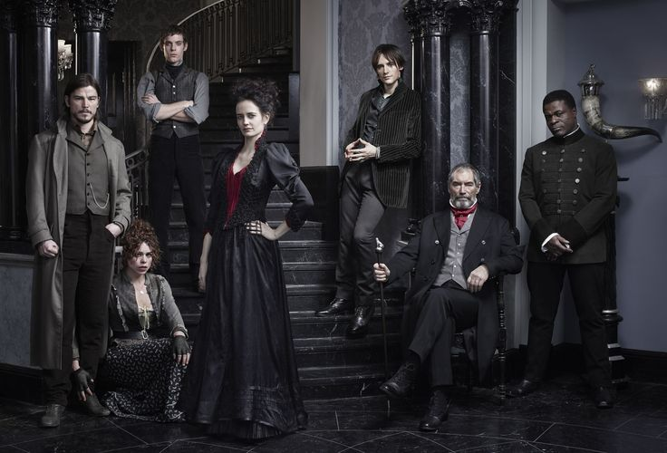 """Penny Dreadful Showtime Posters 
