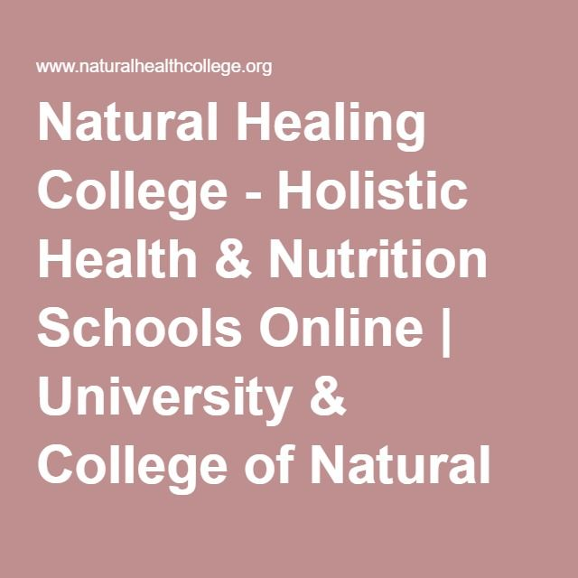 Holistic Health and Nutrition online writing service