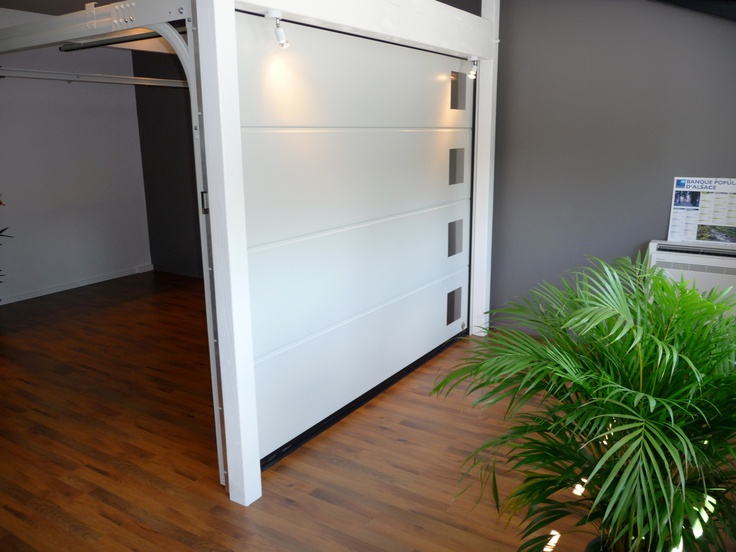 Lo ShowRoom del nostro rivenditore francese Ferm\u0027Ital ! In dettaglio un portone Persus & 68 best Garage door showroom images on Pinterest Pezcame.Com