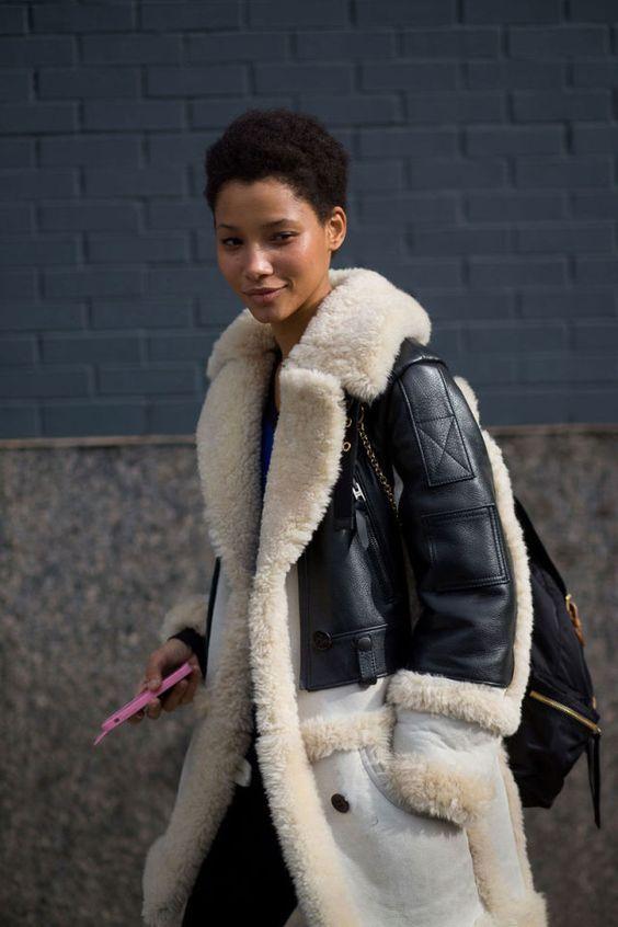 So Cool It Hurts: New York Fashion Week Street Style: