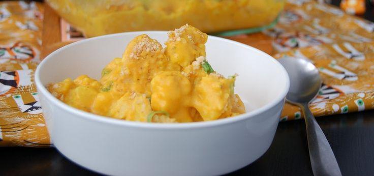 Cauliflower 'N Cheese Bake (Vegan & Gluten-Free)