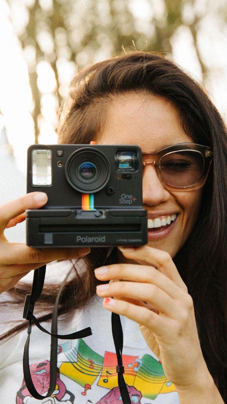 Классные цветные фото сделанные полароидом