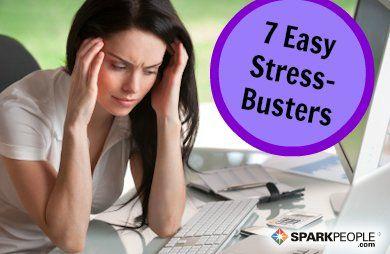7 Ways to Beat Stress