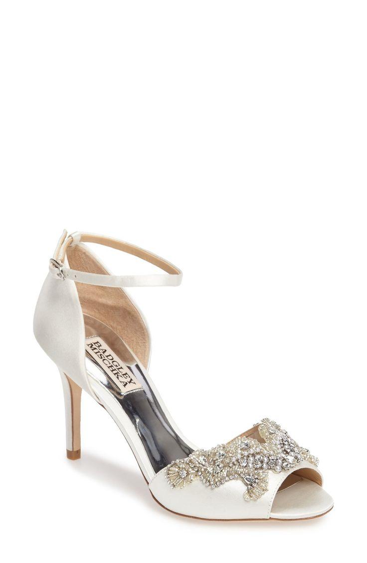 809 best Bridal Shoes images on Pinterest