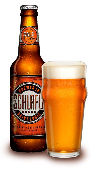pale ale from the Schlafly micro brewery in St. Louis--amazing company with amazing beer
