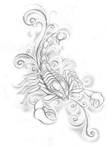 Gilland Latest Scorpio Tattoo Design From Elemental Tattoos
