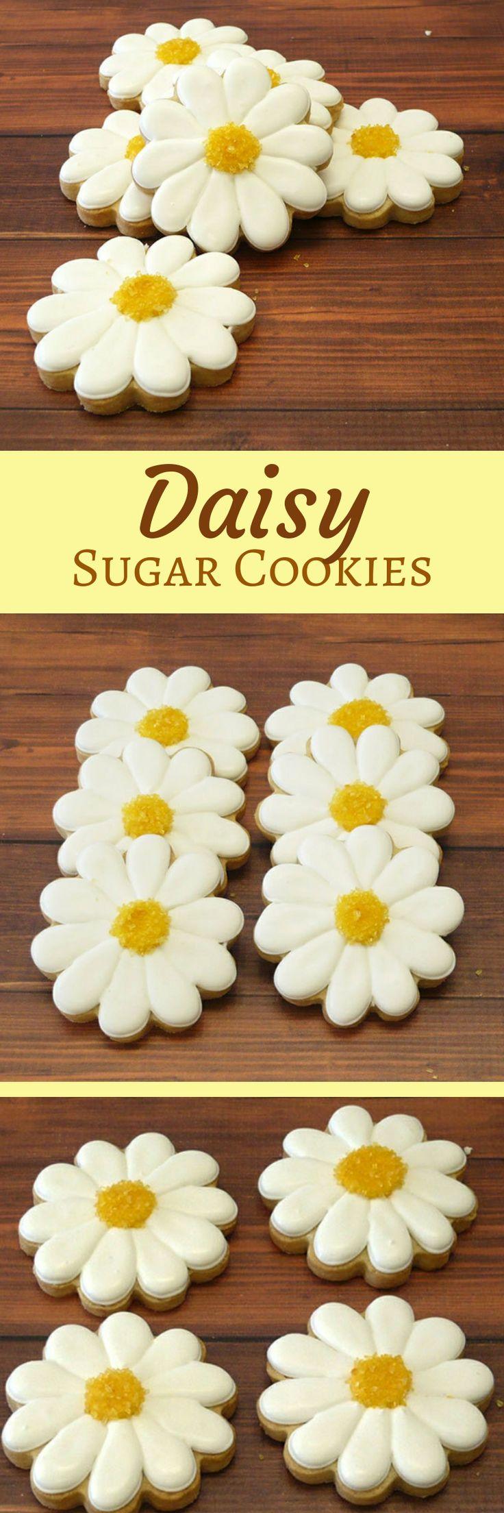 Decorated Cookies - Daisies - 1 dozen #affiliate