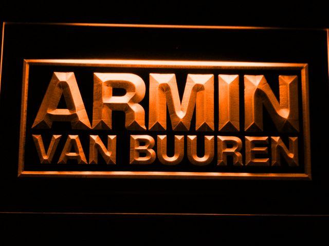 Armin Van Buuren LED Neon Sign