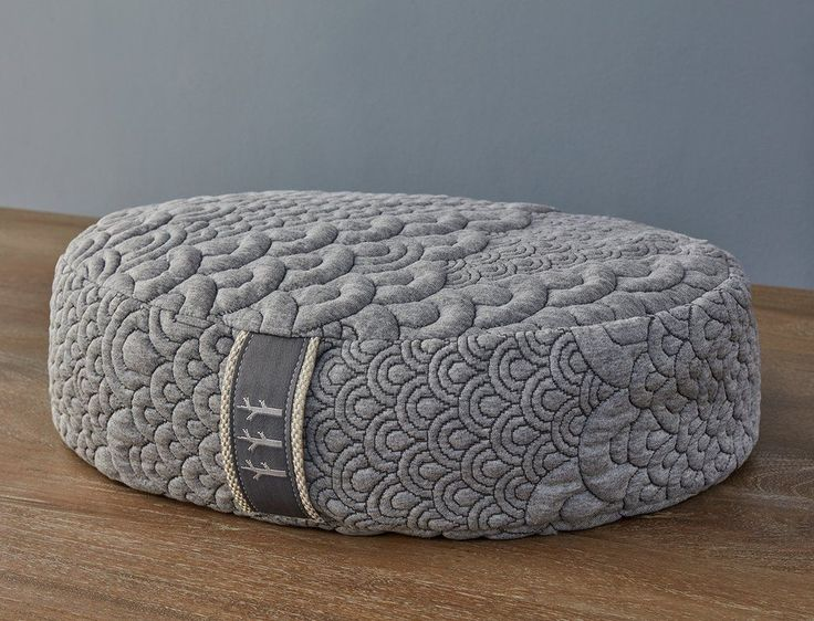 Bring some om to your Brentwood Home with our new meditation pillow, designed in part by one of LA's top yoga instructors, Angela Kukhahn. Made with a beautiful combination of natural and non-toxic materials, this pillow provides essential support to nirvana-seekers of all meditation levels, styles, and mantras. The calming waves stitched into the soft stretch-knit cover are inspired by the surf and lively...