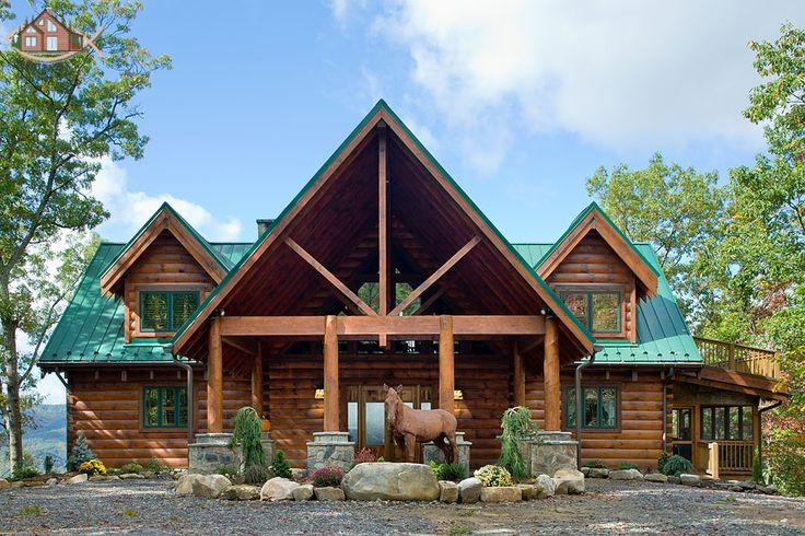 Sikkens log siding butternut exterior stain options for Log siding options