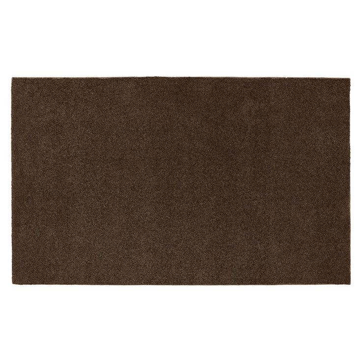 Garland Rug Bathroom Carpet - 5' x 6', Brown