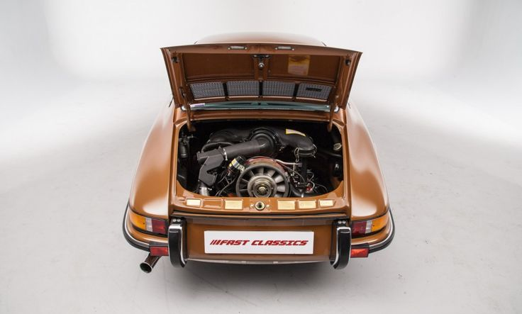 Porsche 911 2.4 S For Sale - Engine and Transmission 1