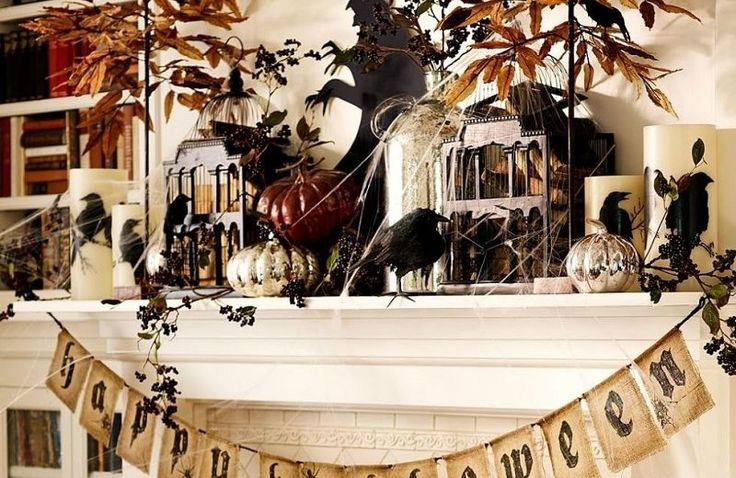 Be Inspired By The Most Coveted Luxury Halloween Decor Ideas ➤ To see more news about luxury lifestyle visit Coveted Edition at www.covetedition.com #covetededition #covetedmagazine #halloween #interiordesign #decorideas #halloweendecorideas @CovetedMagazine