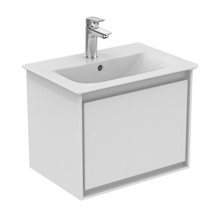 Waschbecken mit unterschrank weiß  Die besten 25+ Lavabo unterschrank Ideen auf Pinterest ...
