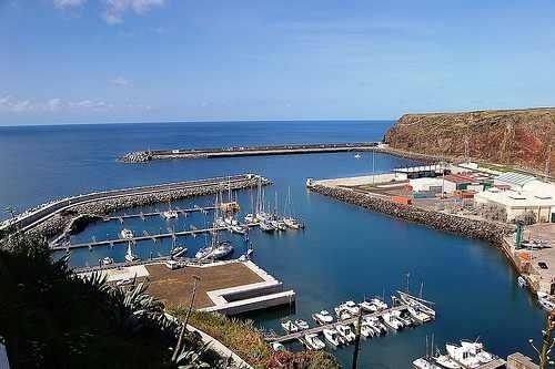 Santa Maria, the Azores