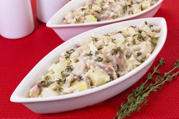 Салат из сельди «Датский» - легкий в приготовлении, изумительный на вкус | Вкусно каждый день | Яндекс Дзен