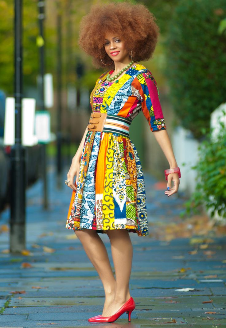 Nigerian Fashion Designer Pictures