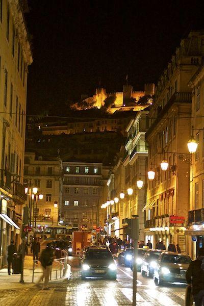 Praca da Figueira Lisbon