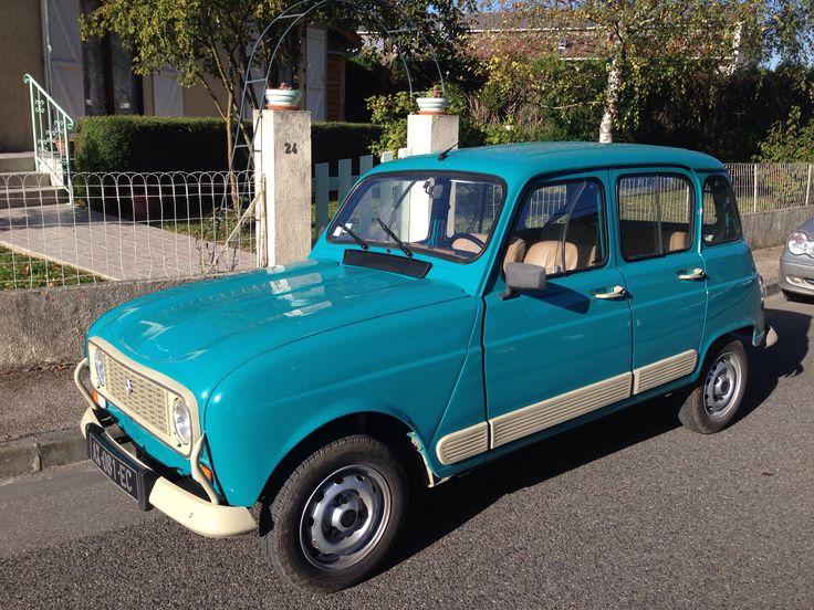 Renault 4....