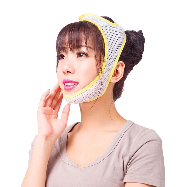 Ange Aile Face Care Correction Bandage Mask Night and Day Using Slim Shaper Compact V Thin Face Belt Burn the Fat of Your Face  #Affiliate