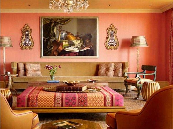Die 25 besten ideen zu marokkanische wohnzimmer auf for Asiatische einrichtung wohnzimmer
