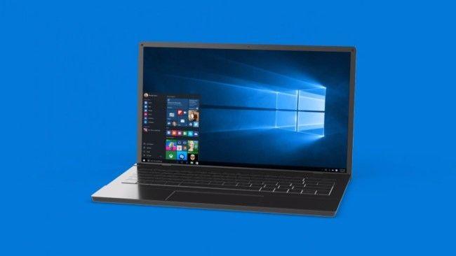 Así es el fondo de escritorio que representará a Windows 10, y así se creó
