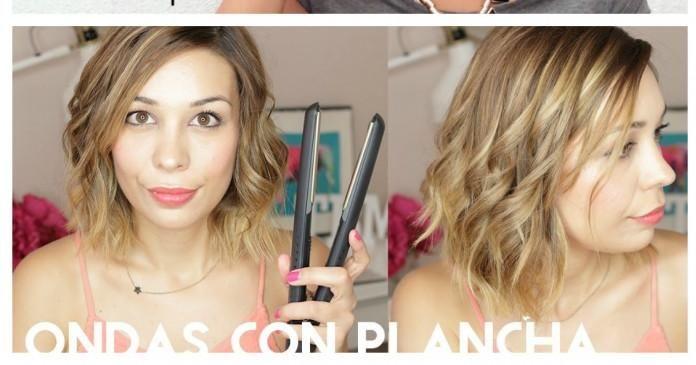 Cómo ondular el pelo corto con y sin calor, ¡descubre estos tutoriales!