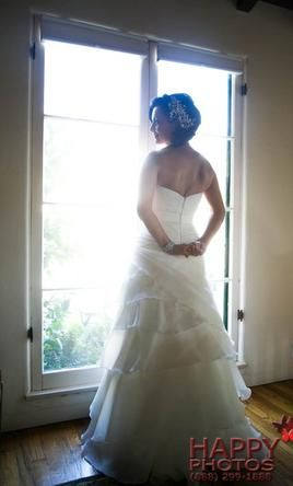 Demetrios Demetrios Illusions 3137 : buy this dress for a fraction of the salon price on PreOwnedWeddingDresses.com